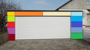 Bild Garage Fassaden-Paneele