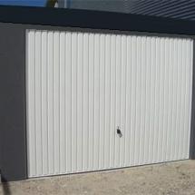 Bild Garage 3x6m in Holzständerbauweise