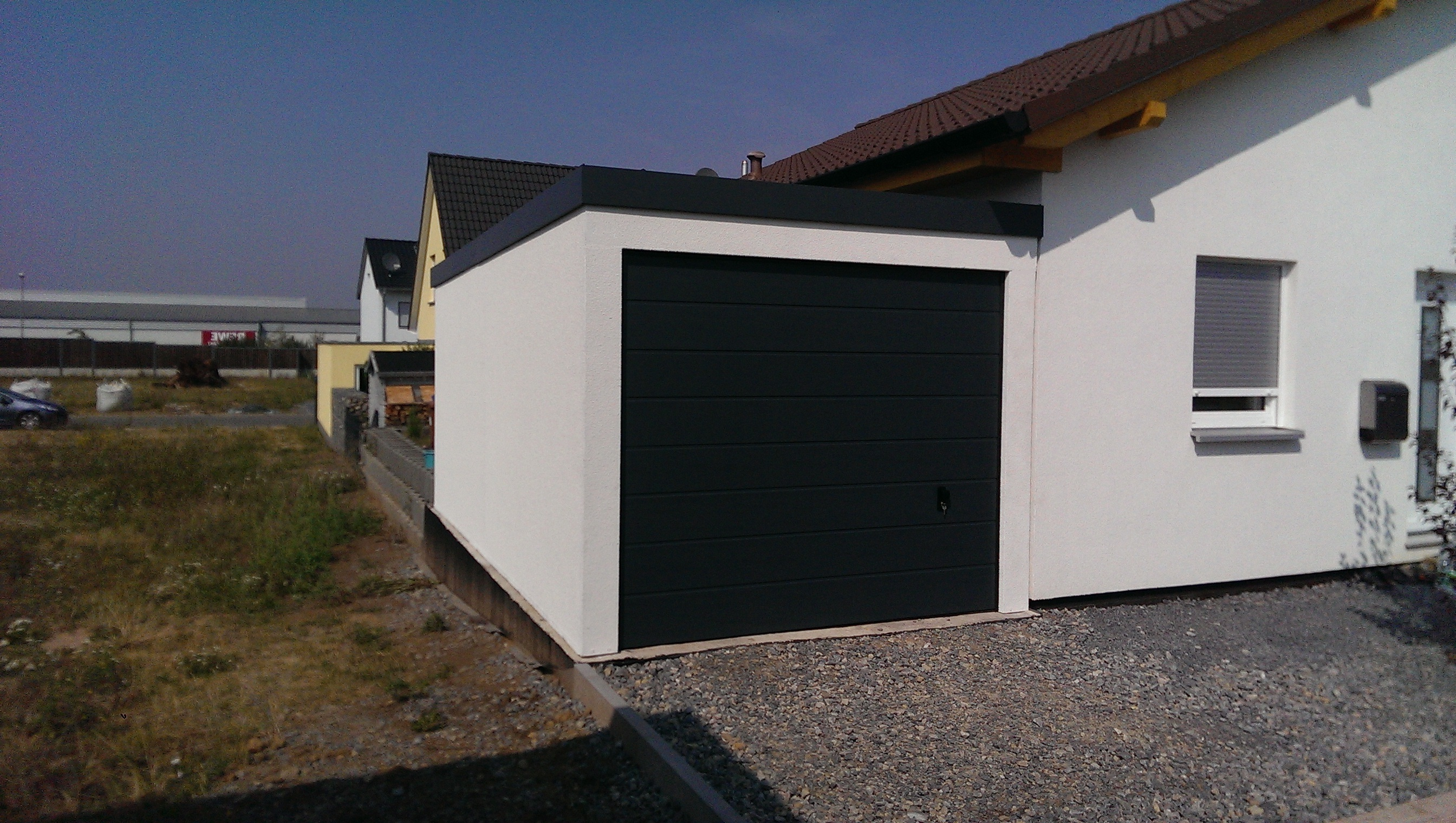 Bild Garage Xm In Mit.