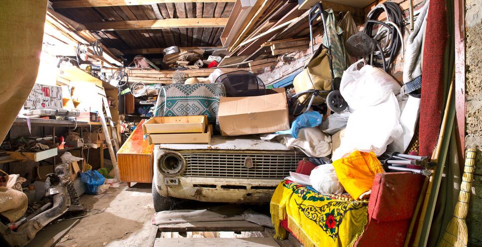 sie kennen es sobald sie ihre garage betreten mchten sie am liebsten wieder hinaus umzugskartons mit lange ausrangierten dingen alte farbeimer und - Verwandeln Sie Ihre Garage In Wohnraum