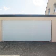 Bild Garage 6x9 Meter in Holzständerbauweise