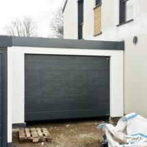 Bild Garage 4x9 Meter Holzständer-Bauweise
