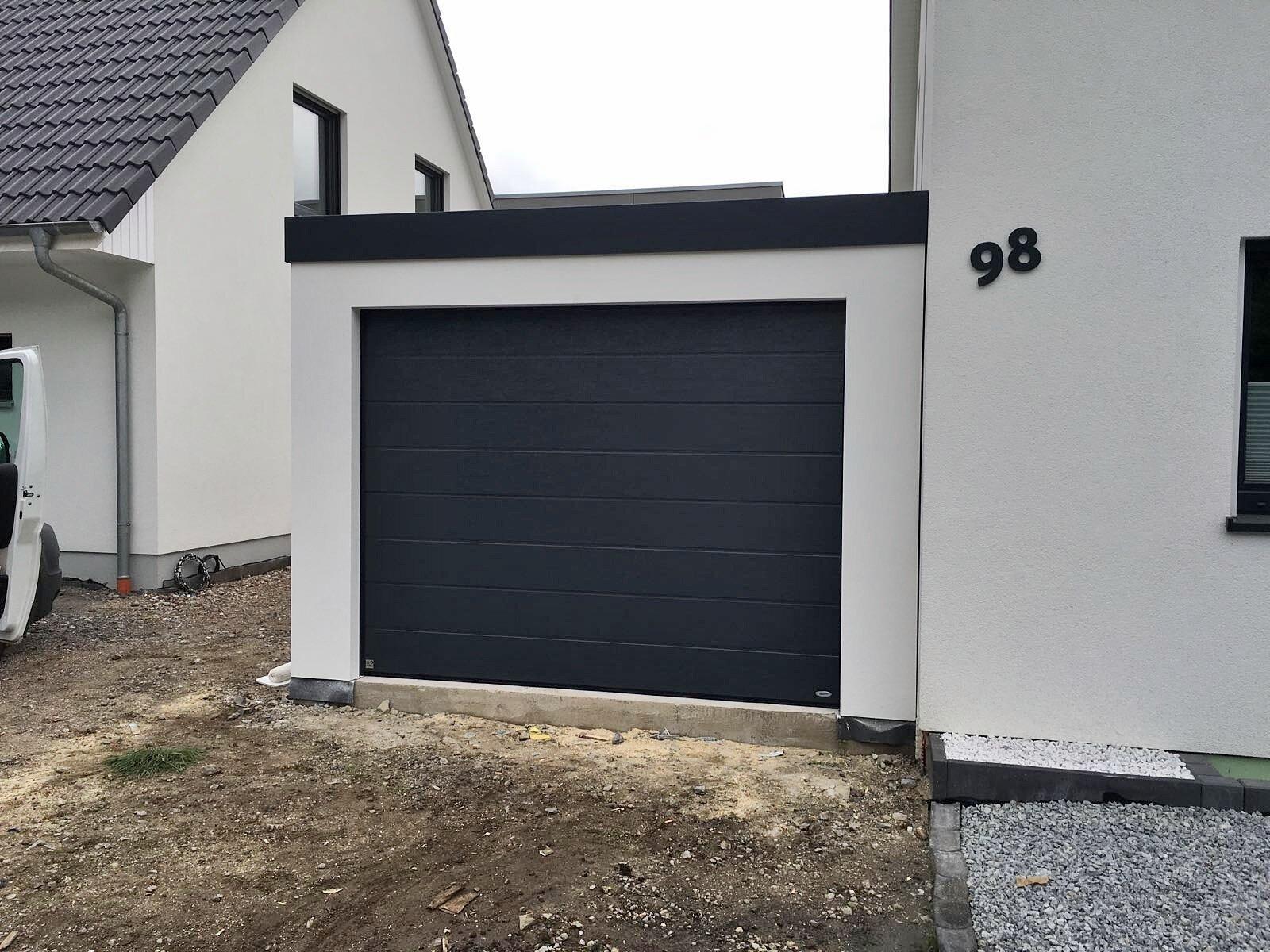 Fink Garage 3,5x7m in Holzständerbauweise in Gelsenkirchen