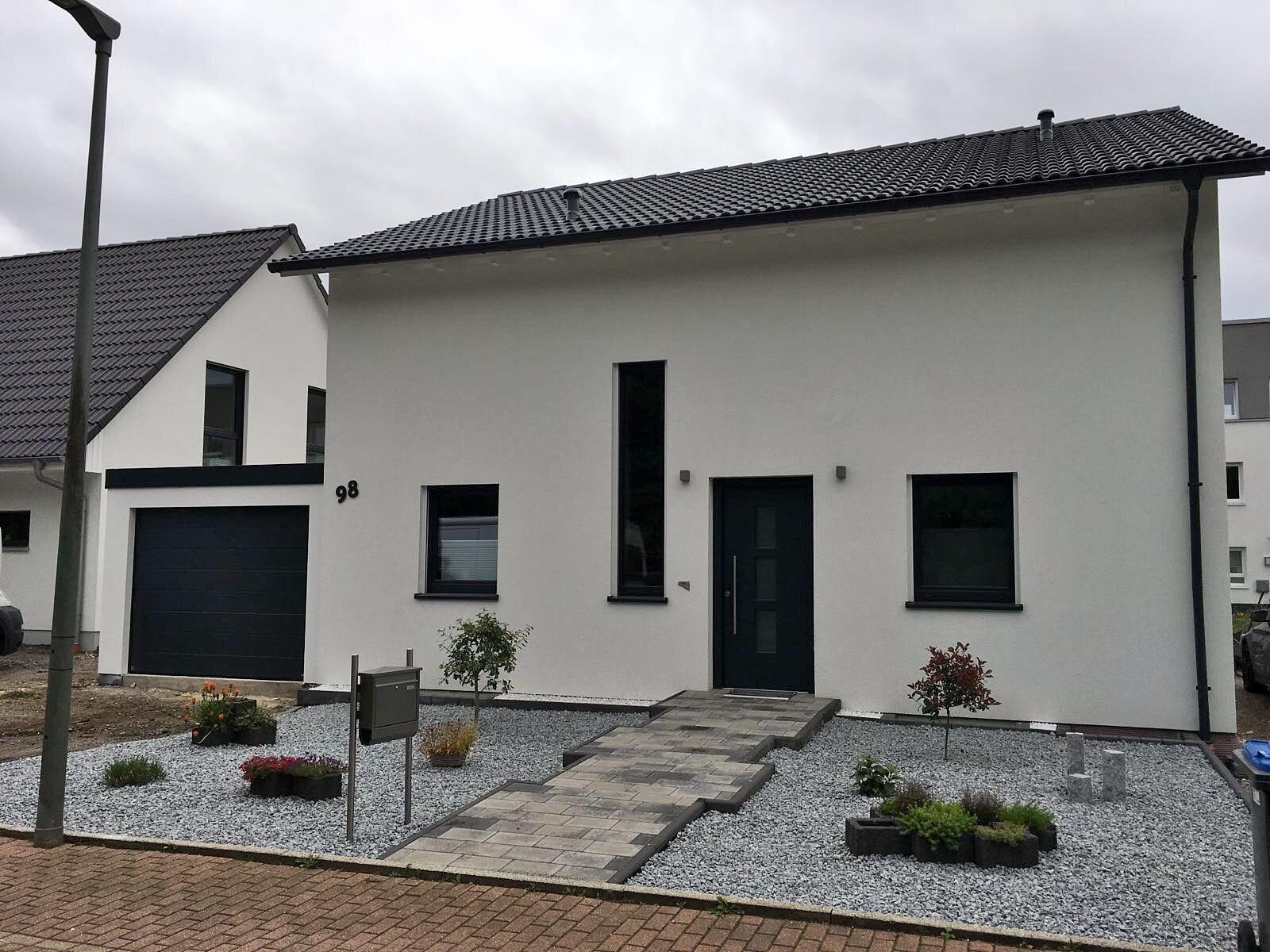 Fink Garage mit Wohnhaus in Gelsenkirchen