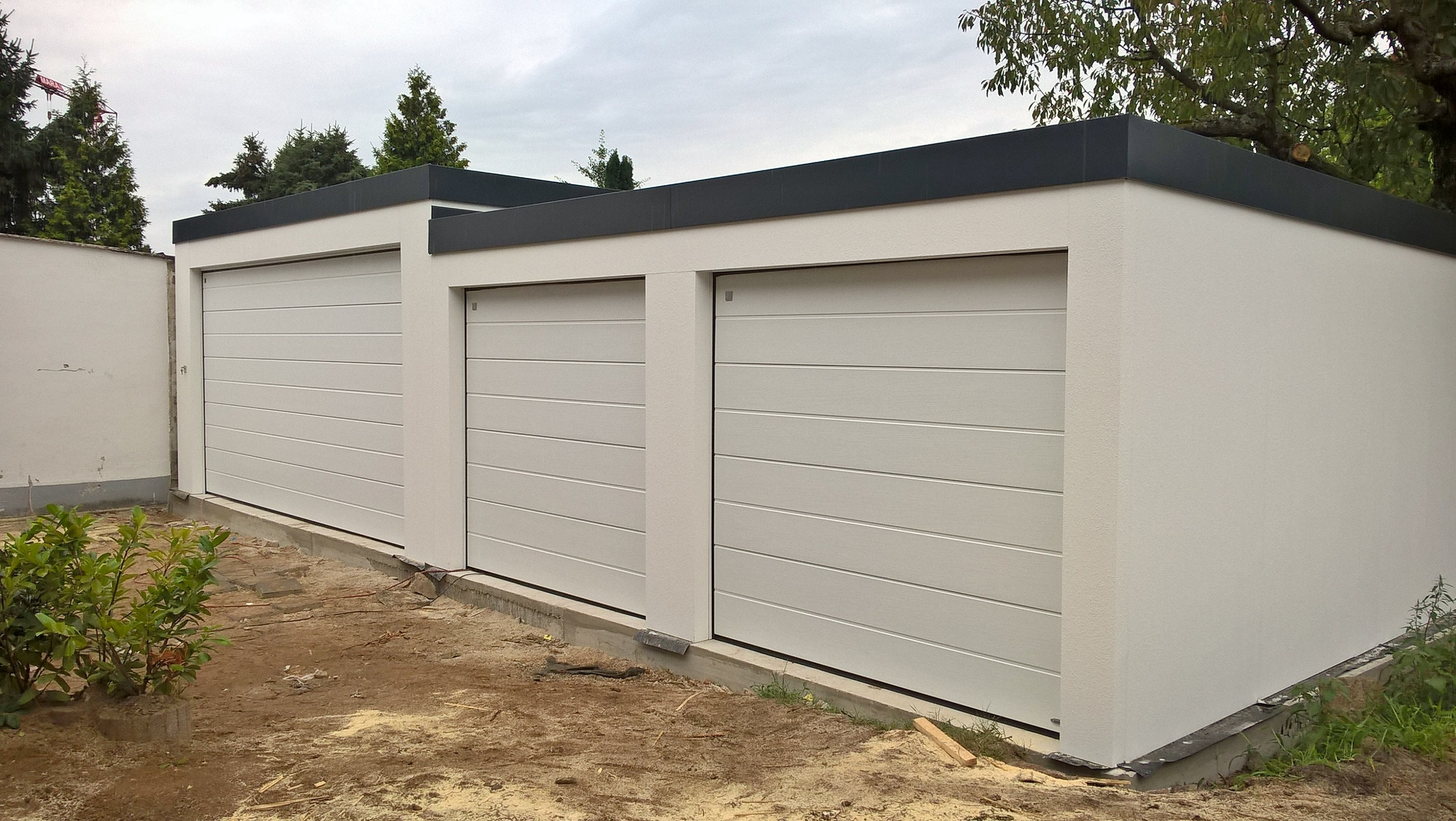 5x6m Fink Garage