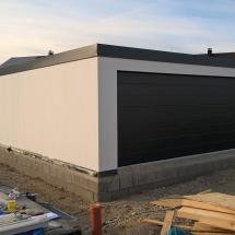 Bild Garage in Holzständerbauweise mit 6x9 Metern bei Dillingen