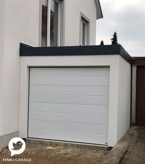 Fertiggarage 6x6m fink garage die smarte garage
