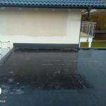 Fink Garage Linsengericht Dach verklebt