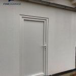 Fink Garage Linsengericht Nebeneingangstür