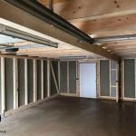 Fink Garage Linsengericht Innenansicht Tür