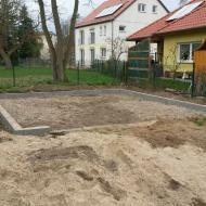 Vorbereitete Bodenplatte Berlin