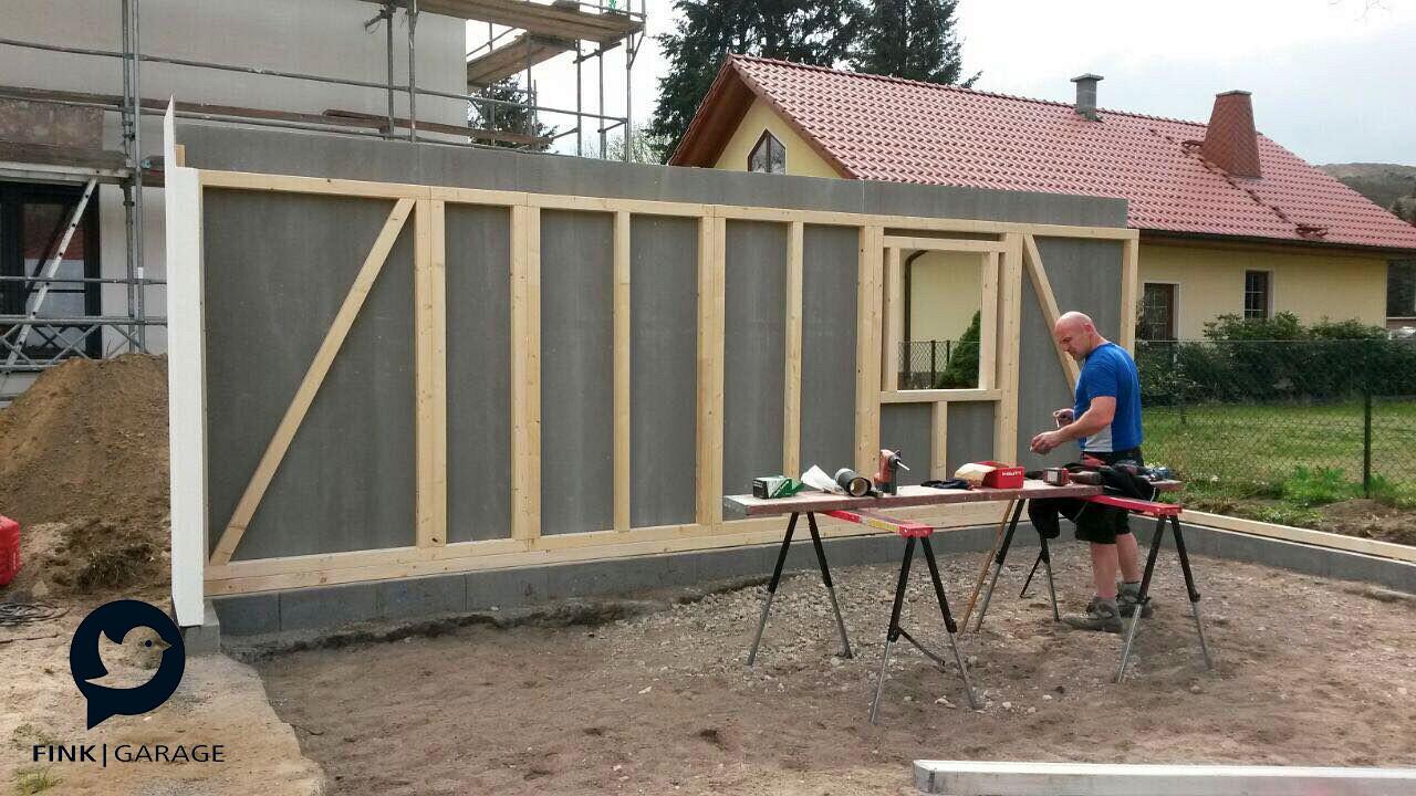 fink garage in berlin fink garage. Black Bedroom Furniture Sets. Home Design Ideas