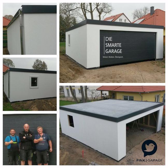 Fink Garage Berlin Collage