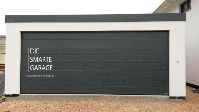 Fink Garage Holzständerbauweise Weiler