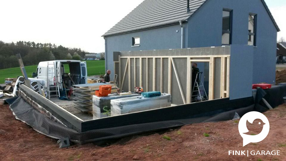 fink garage fink garage part 2. Black Bedroom Furniture Sets. Home Design Ideas