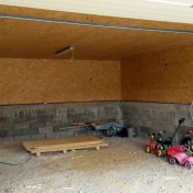 Fink Garage Weilerbach - Verplankung innen