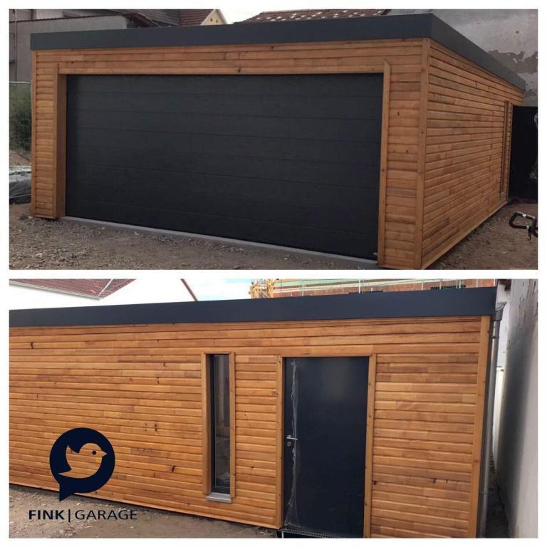 Fink Garage Neulußheim - Baden Würtemberg - Collage