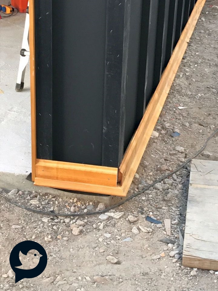fassade aus lrchenholz fassade sibirische lrche mit. Black Bedroom Furniture Sets. Home Design Ideas
