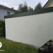 Fink Garage Menden / NRW - Seitenansicht