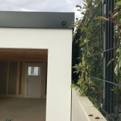 Fink Garage Nußloch / BW- Anschluss Nachbar