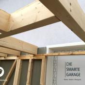 Fink Garage Brieselang / Brandenburg - Wechsel zum Haus