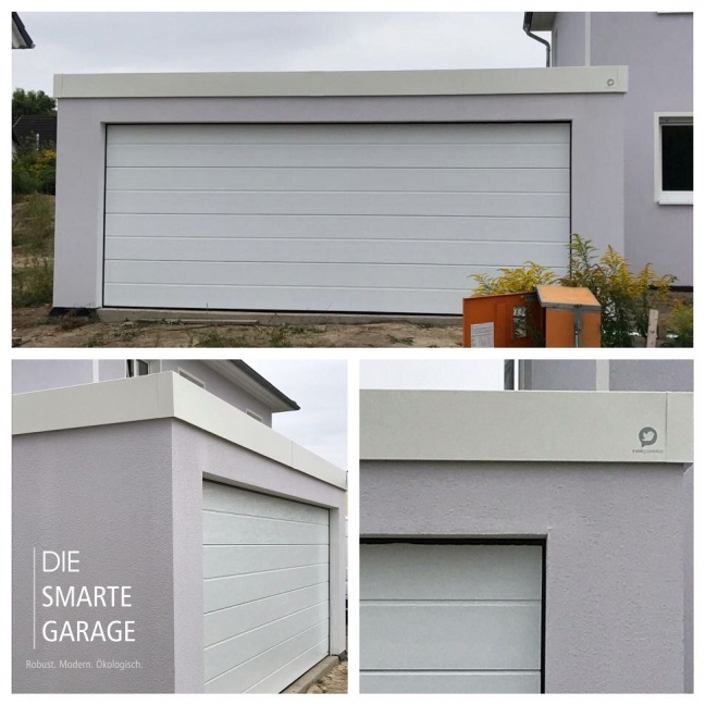 Fink Garage Brieselang / Brandenburg - Collage