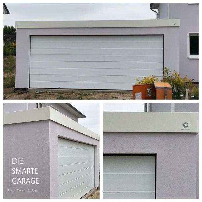 Fink Garage Brieselang / Brandenburg - Collage