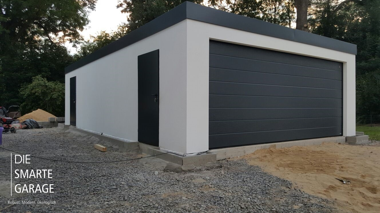 fink garage die smarte garage. Black Bedroom Furniture Sets. Home Design Ideas