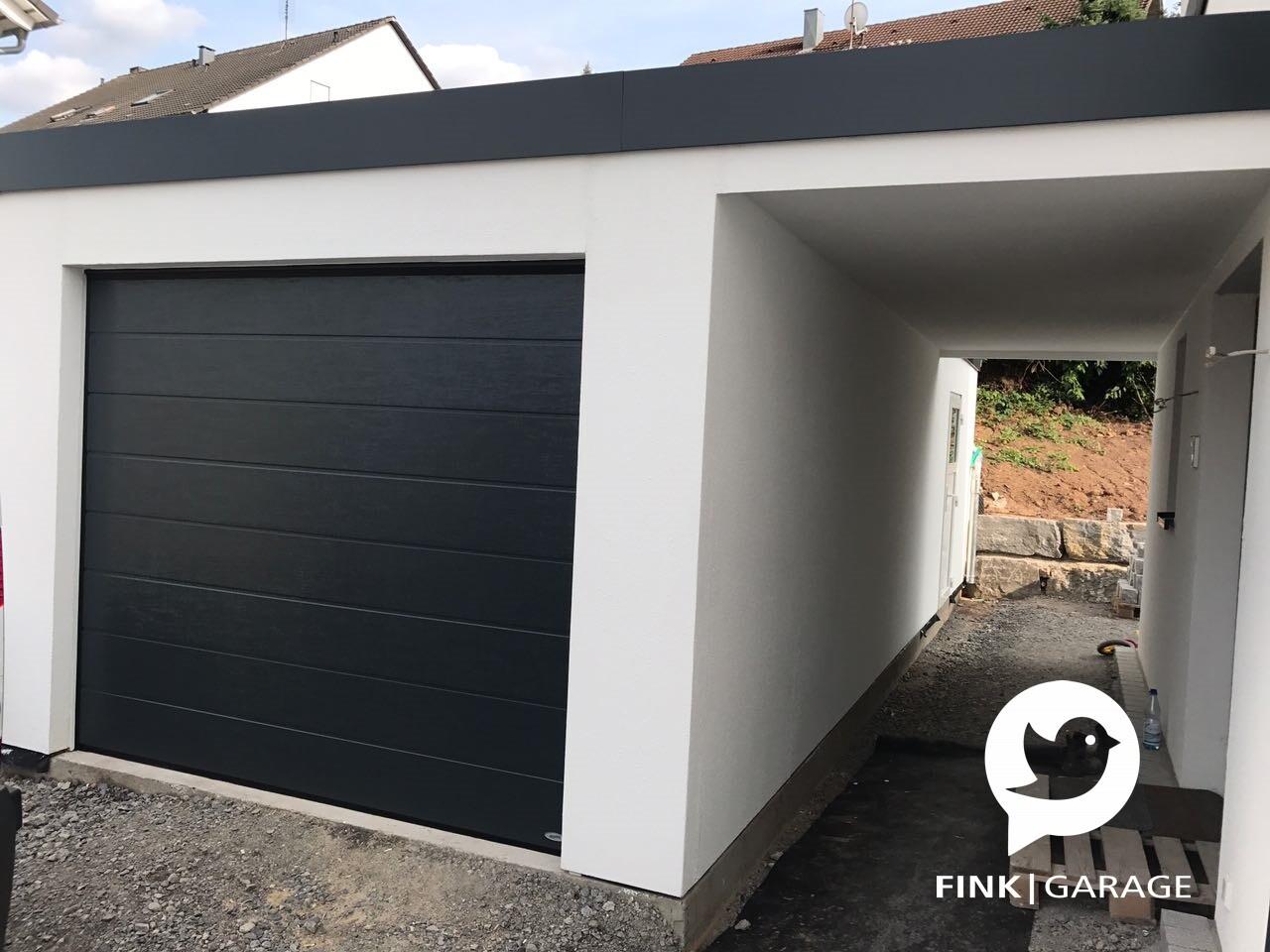 Moderne Garagen fink garage die smarte garage