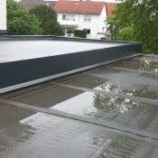 Fink Garage / Groß-Umstadt / Hessen - Dachbleche